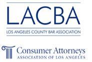 Los Angeles County Bar Association badge