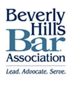Beverly Hills Bar Association badge